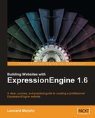 Leonard Murphy: Building Websites with ExpressionEngine 1.6