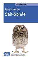 Simone Klement: Die 50 besten Seh-Spiele ★★★★
