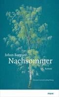 Johan Bargum: Nachsommer ★★★