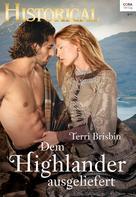Terri Brisbin: Dem Highlander ausgeliefert ★★★★