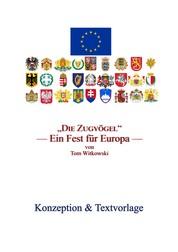 Die Zugvögel -Textvorlagen & Konzeption - Stegreifkomödie für Theateraufführungen & Workshops