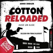 Jerry Cotton - Cotton Reloaded, Folge 34: Auge um Auge