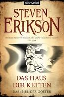 Steven Erikson: Das Spiel der Götter (7) ★★★★