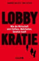 Uwe Ritzer: Lobbykratie ★★★★