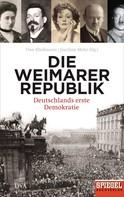 Uwe Klußmann: Die Weimarer Republik ★★★★