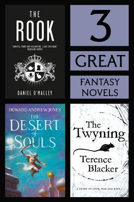 3 Great Fantasy Novels
