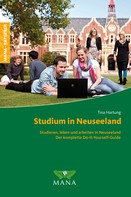 Tina Hartung: Studium in Neuseeland