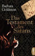 Barbara Goldstein: Das Testament des Satans ★★★