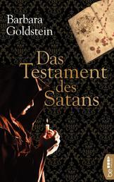Das Testament des Satans - Historischer Krimi