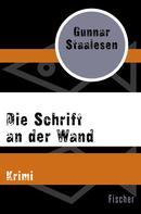 Gunnar Staalesen: Die Schrift an der Wand ★★★★★