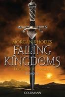 Morgan Rhodes: Lodernde Macht ★★★★★