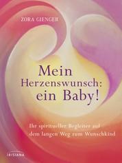 Mein Herzenswunsch: ein Baby! - - Ihr spiritueller Begleiter auf dem langen Weg zum Wunschkind