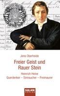 Jens Oberheide: Freier Geist und rauer Stein