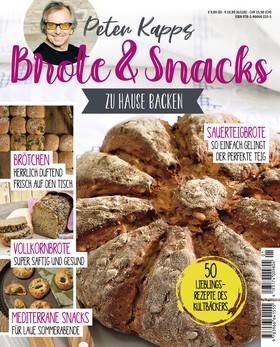 Brote & Snacks zu Hause backen