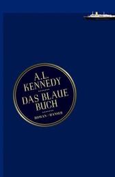 Das blaue Buch - Roman