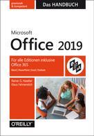 Rainer G. Haselier: Microsoft Office 2019 – Das Handbuch