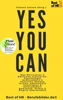 Simone Janson: Yes You Can