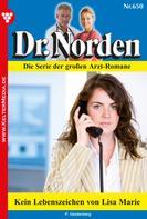 Patricia Vandenberg: Dr. Norden 650 – Arztroman ★★★★