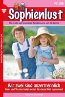 Susanne Svanberg: Sophienlust 158 – Familienroman ★★★★★