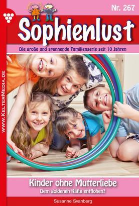 Sophienlust 267 – Familienroman