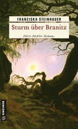 Sturm über Branitz - Historischer Kriminalroman