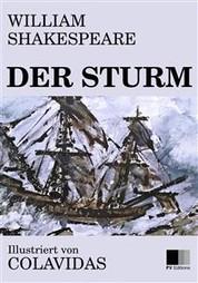 Der Sturm - Illustriert von Onésimo Colavidas