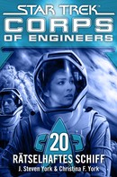 J.S. York: Star Trek - Corps of Engineers 20: Rätselhaftes Schiff ★★★