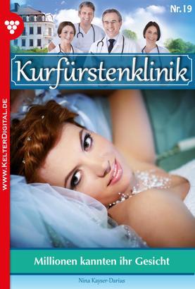 Kurfürstenklinik 19 – Arztroman