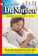 Patricia Vandenberg: Familie Dr. Norden 722 – Arztroman ★★★★
