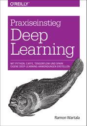 Praxiseinstieg Deep Learning - Mit Python, Caffe, TensorFlow und Spark eigene Deep-Learning-Anwendungen erstellen