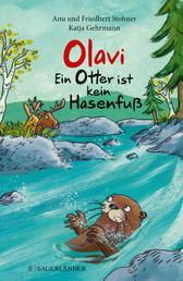 Olavi – Ein Otter ist kein Hasenfuß