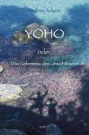Andrea Schatz: YOHO oder das Geheimnis des Unsichtbaren