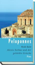 Lesereise Peloponnes - Alexis Sorbas und der getürkte Grieche