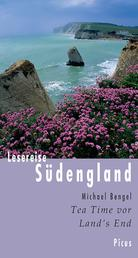Lesereise Südengland - Tea Time vor Land's End