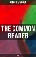 Virginia Woolf: THE COMMON READER (1935)