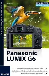Foto Pocket Panasonic Lumix G6 - Der praktische Begleiter für die Fototasche!