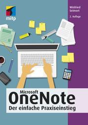 OneNote - Der einfache Praxiseinstieg