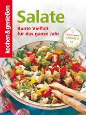 K&G - Salate - Bunte Vielfalt für das ganze Jahr