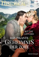 Blythe Gifford: Das pikante Geheimnis der Zofe ★★★