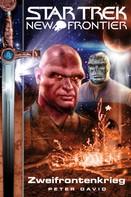 Peter David: Star Trek - New Frontier 02: Zweifrontenkrieg ★★★★★
