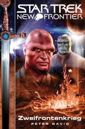 Star Trek - New Frontier 02: Zweifrontenkrieg