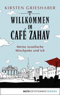 Kirsten Grieshaber: Willkommen im Café Zahav ★★★★