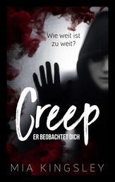 Creep - Er beobachtet dich