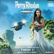 Perry Rhodan Neo Nr. 161: Faktor I