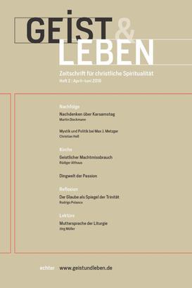 Geist & Leben 2/2018