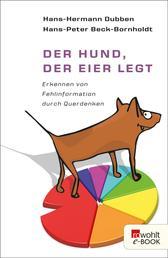 Der Hund, der Eier legt - Erkennen von Fehlinformation durch Querdenken