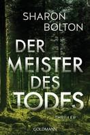 Sharon Bolton: Der Meister des Todes ★★★
