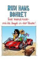 Rudi Hans Böhret: Ene mene miste - und Du liegst in der Kiste!