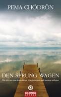Pema Chödrön: Den Sprung wagen ★★★★★