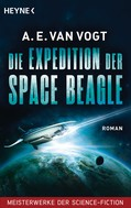 A.E. van Vogt: Die Expedition der Space Beagle ★★★★